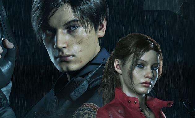 Resident Evil 2 - Leon Claire