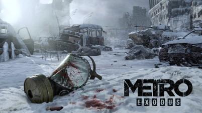 Metro Exodus Gas Mask