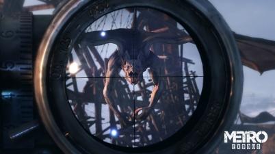 Metro Exodus Sniper