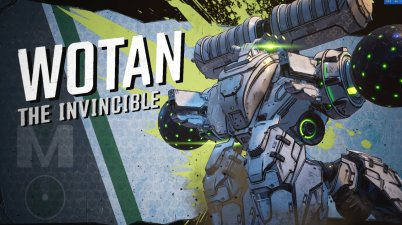 Wotan The Invincible